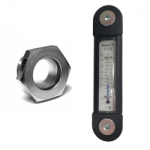 Hydraulic Oil Sight Gauge