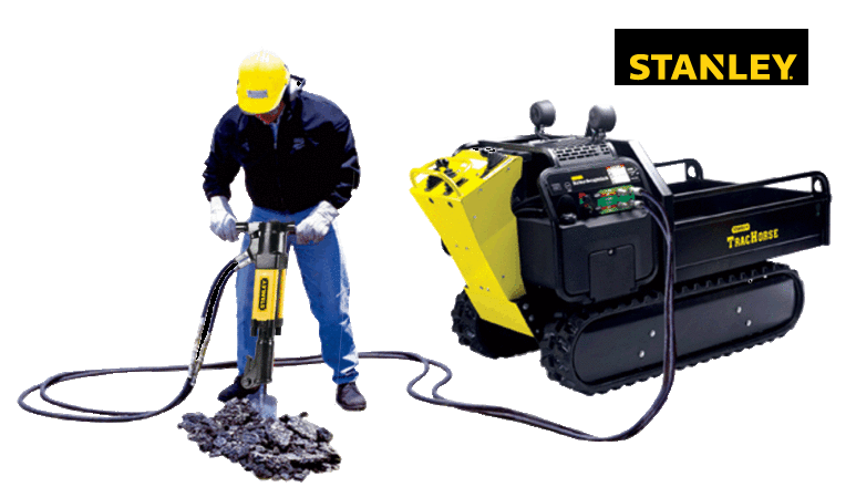 Stanley Hydraulic Tools Image