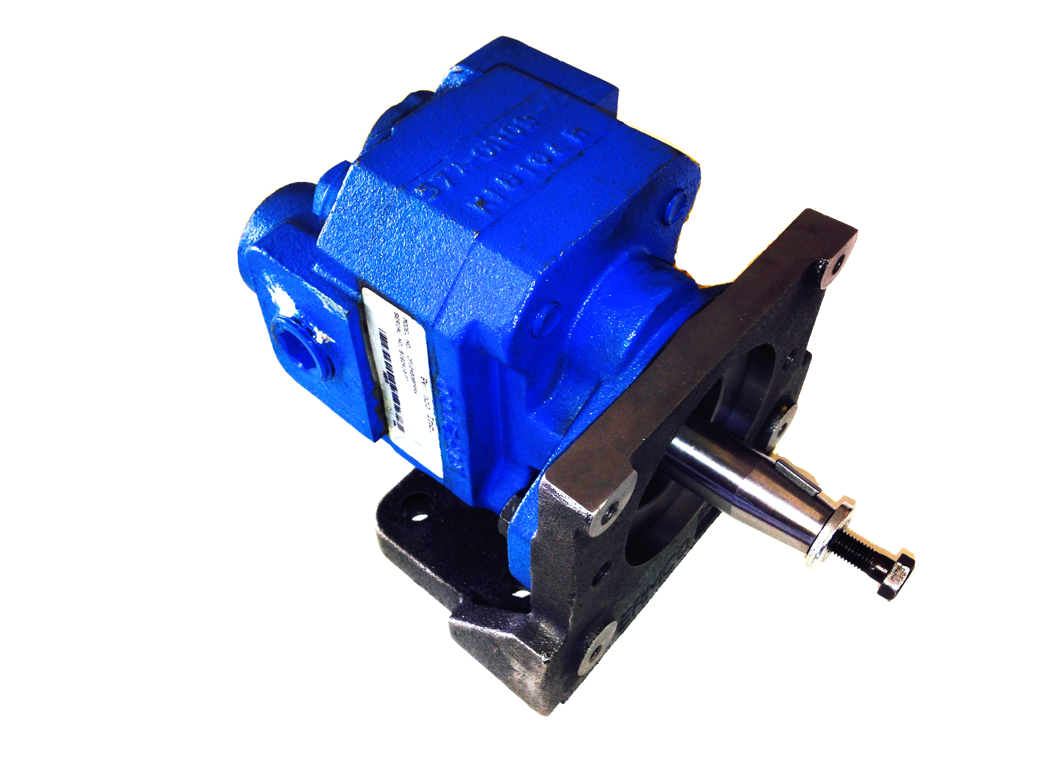Permco_P123_Pump_no_Clutch