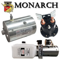 BUCHER MONARCH PUMPS & POWER UNITS